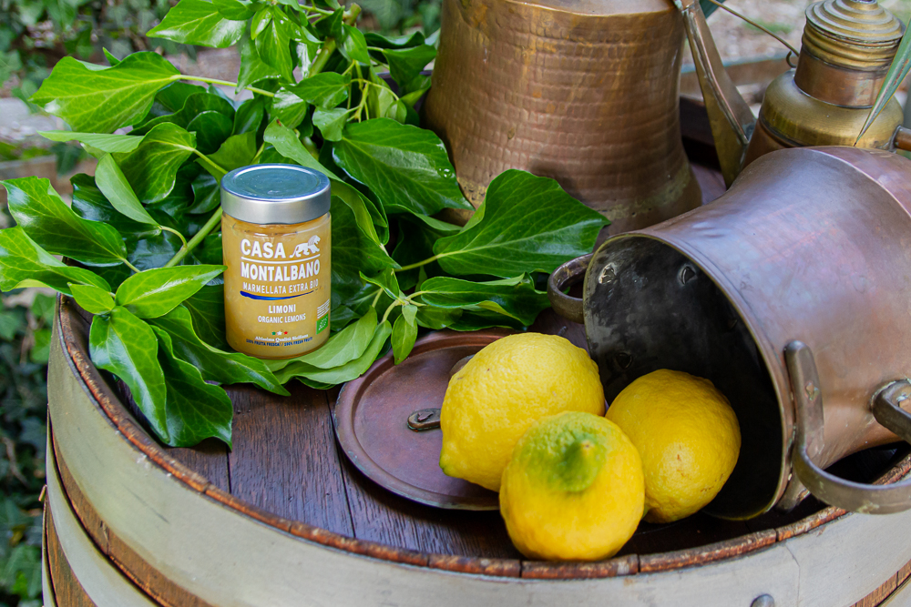 Marmellata Extra di Limoni BIO - Casa Montalbano