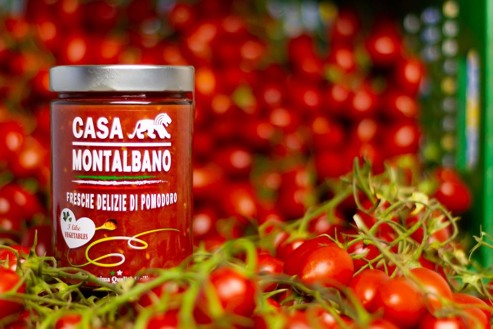 Fresca delizia di pomodoro - Casa Montalbano