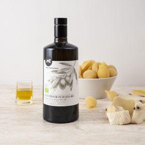 Olio EVO e Olive Siciliane